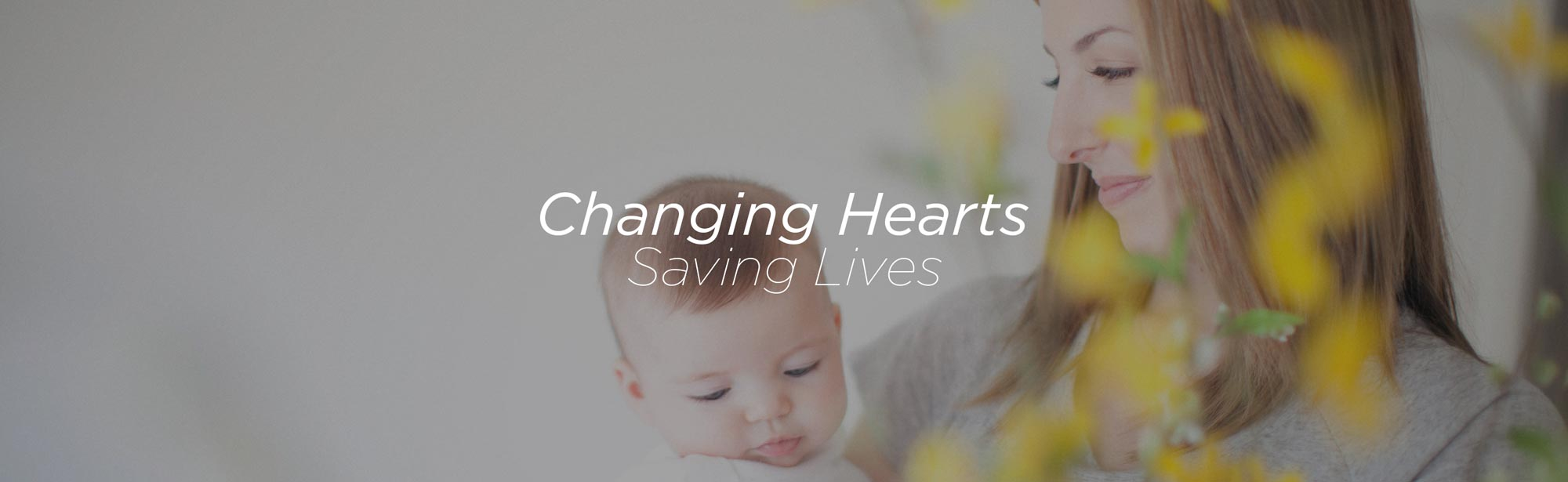 Changing Hearts - Saving Lives - Hope Pregnancy Center